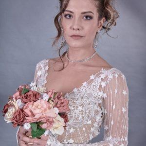 48° Edizione del corso 'Make Up Artist' – Shooting Sposa
