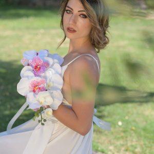 53° Edizione del corso 'Make Up Artist' – Shooting Sposa