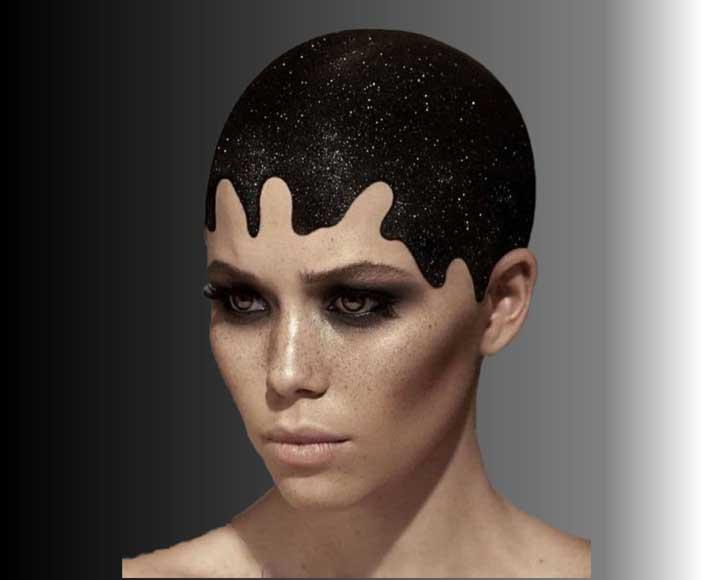 Master Class Applicazione Calotta e Avant Garde Make-Up