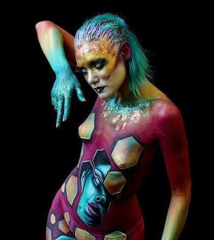 Master Class Face & Body Painting