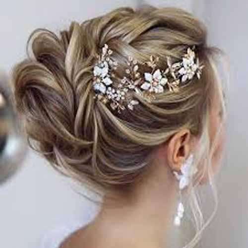Master Class Acconciatura Sposa (bridal hairstyle)