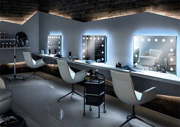 Make Up per Saloni di Bellezza
